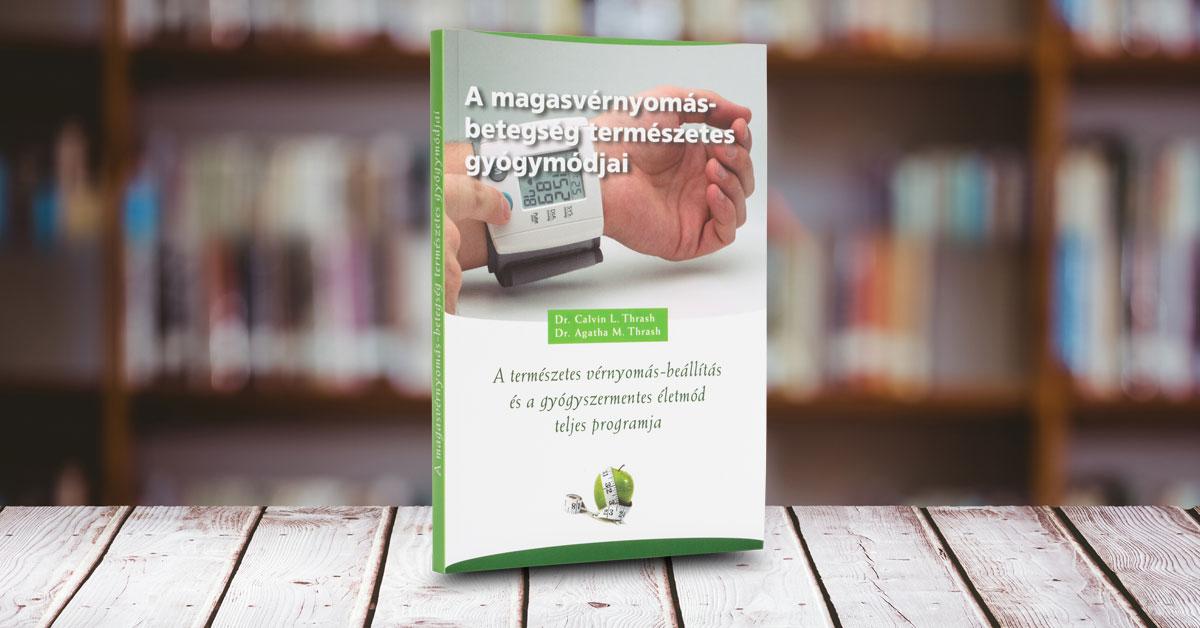 könyv a magas vérnyomásról 120 80 magas vérnyomás kezelése gyógyszerek nélkül cikk